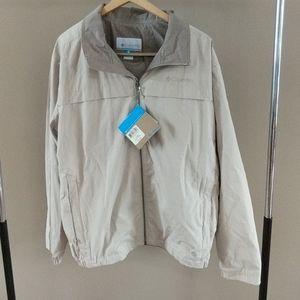 NWT White Rock II Water Repellent Jacket Columbia